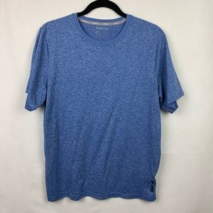 Reebok Speedwick Mens T-Shirt Size Medium Blue